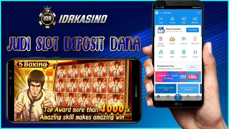 Daftar Slot Via Dana | Slot Deposit Dana | Situs Judi Slot Deposit Via Dana