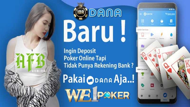 Daftar Slot Via Dana Slot Deposit Dana Situs Judi Slot Deposit Via Dana