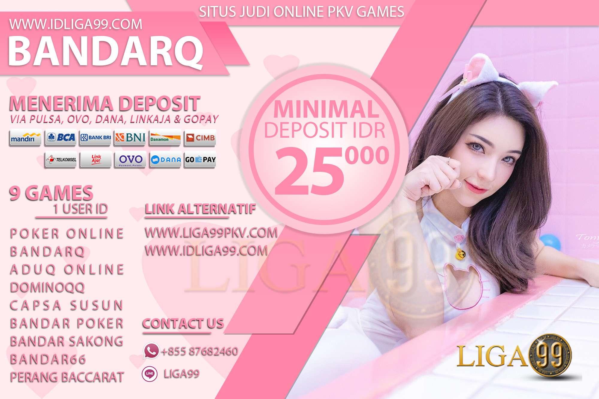 Agen Judi Poker Qq Online Pkv Games