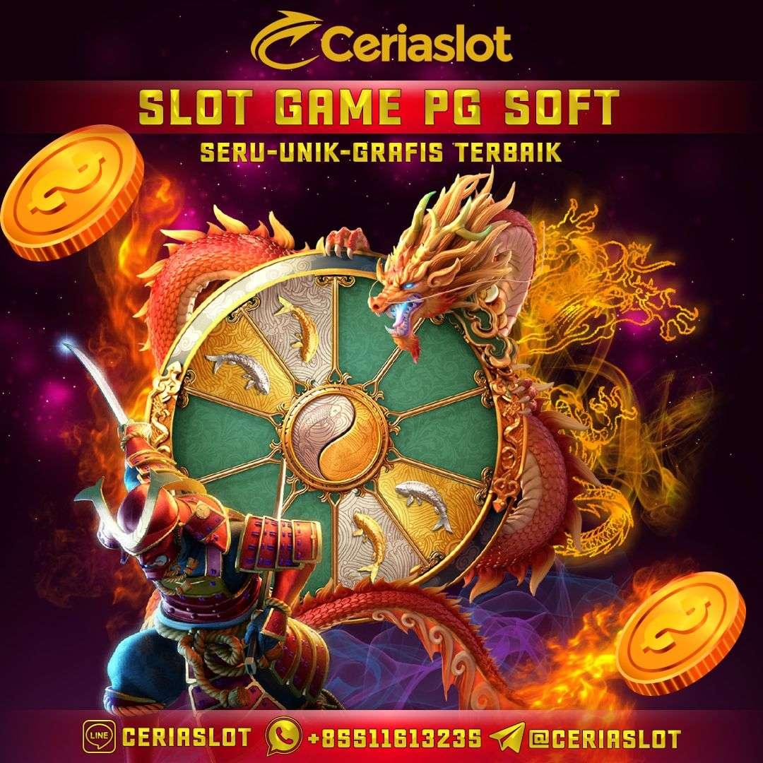 Situs Judi Slot Online Gampang Menang Ceriaslot