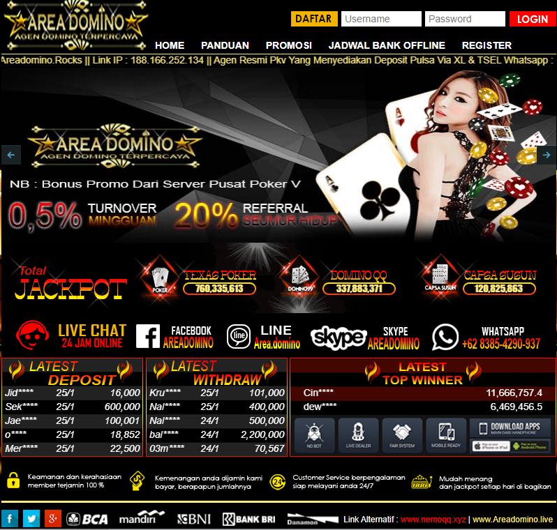 Judi Online Pkv Games Slot Poker Qq Indonesia 2021 Judiid