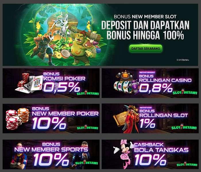 Situs Judi Online Khusus Game Slot Online Terbaik Indonesia
