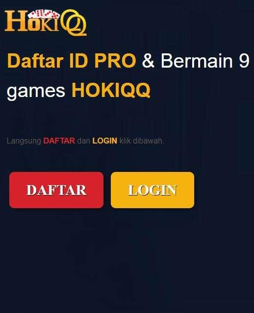Hokiqq Situs Judi Qq Poker Online Pkv Games 2021