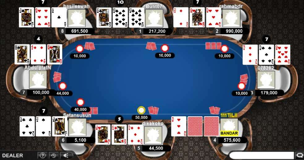 Judi Pkv Games Bandarqq Dominoqq Online