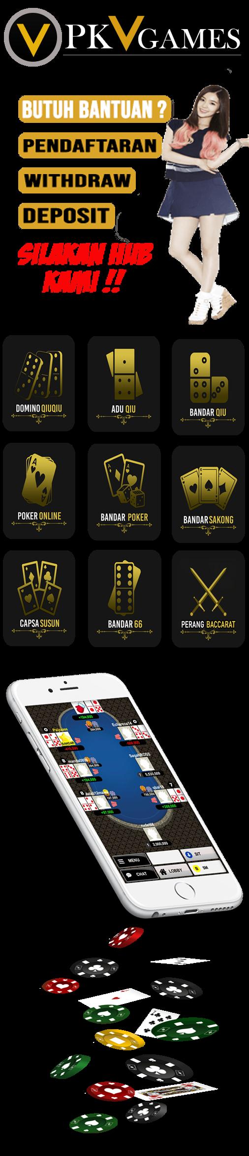 Damqq Situs Poker Online Judi Online Bandarq